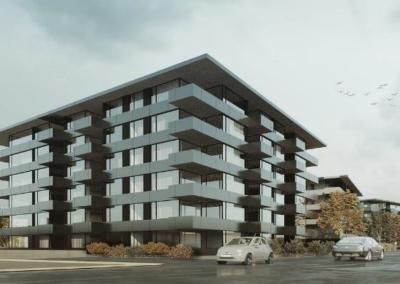 Wohnüberbauung Kappelerhof, Baden